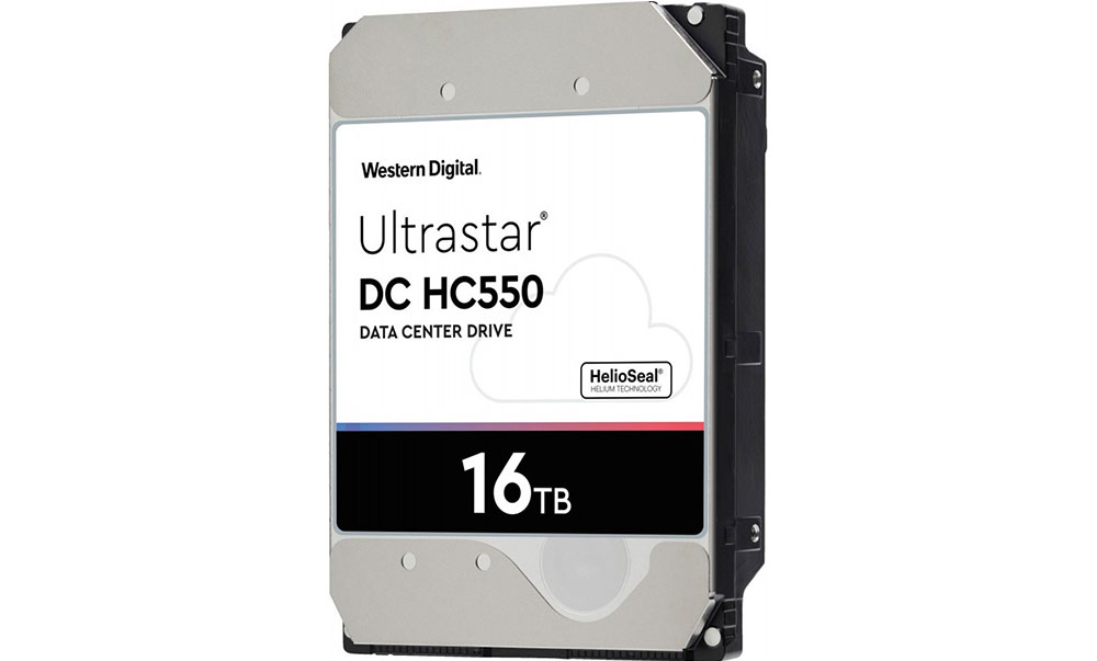 WD Ultrastar DC HC550