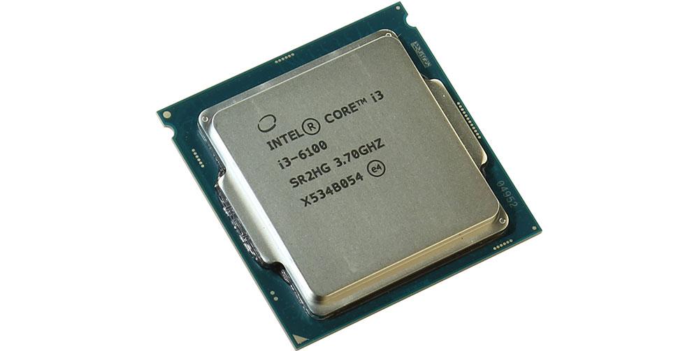 INTEL Core i3 6100, OEM