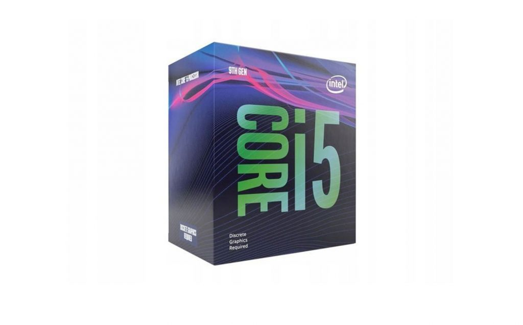 Core i5 9500F