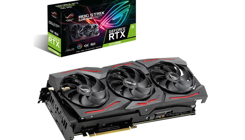 ASUS nVidia GeForce RTX 2070