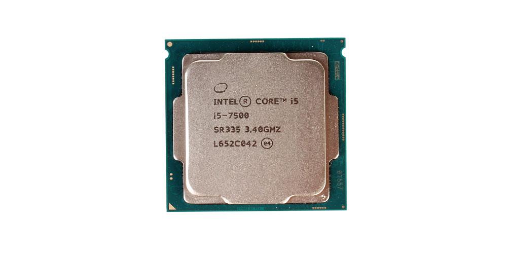 INTEL Core i5 7500 фоточка