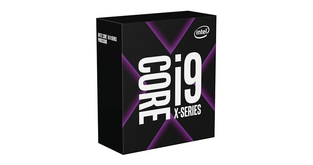 Core i9 10900X, BOX