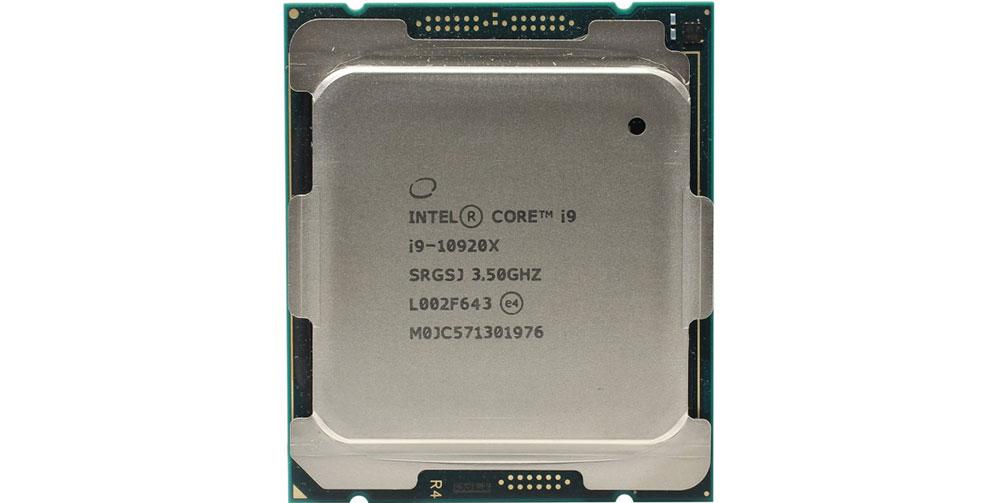 INTEL Core i9 10920X