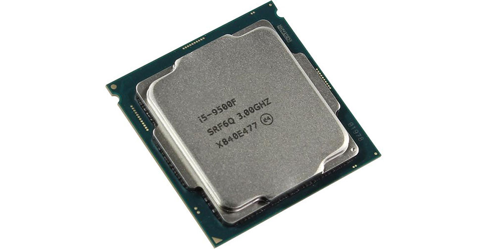 INTEL Core i5 9500F фоточка