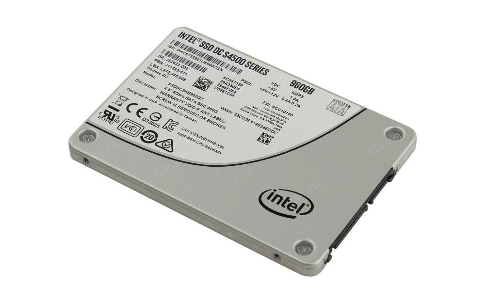 Intel DC S4500