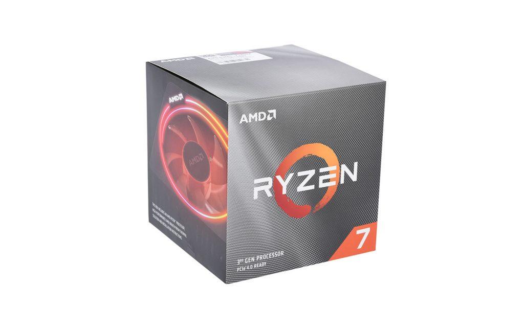 AMD Ryzen 7 3800X фото проца
