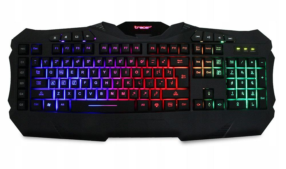 лучшие клавиатуры с подсветкой
