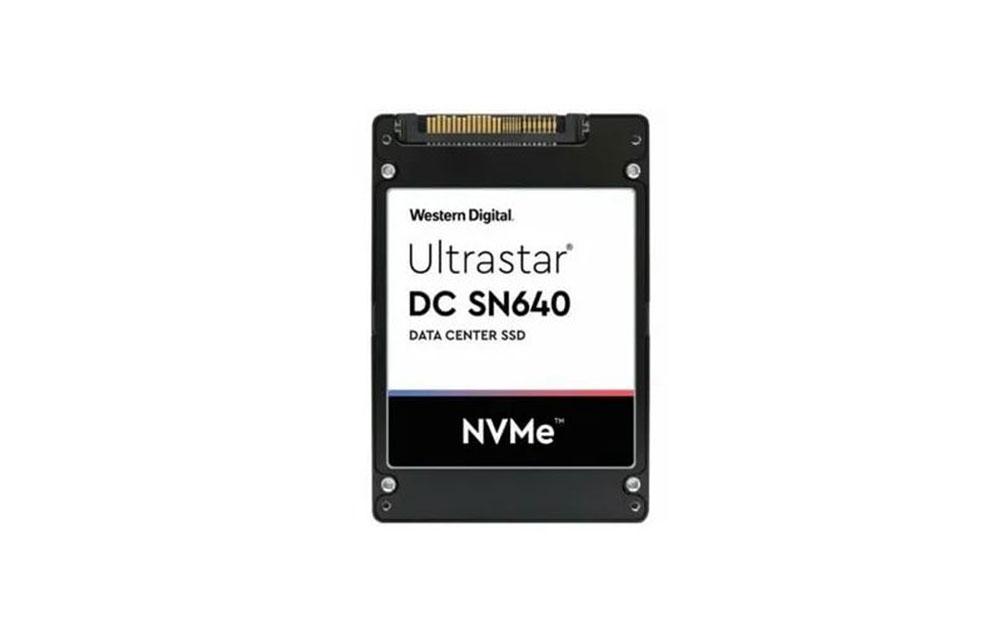 WD Ultrastar DC SN640