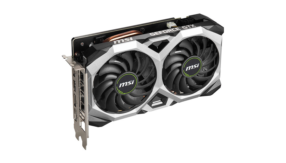 nVidia GeForce GTX 1660SUPER